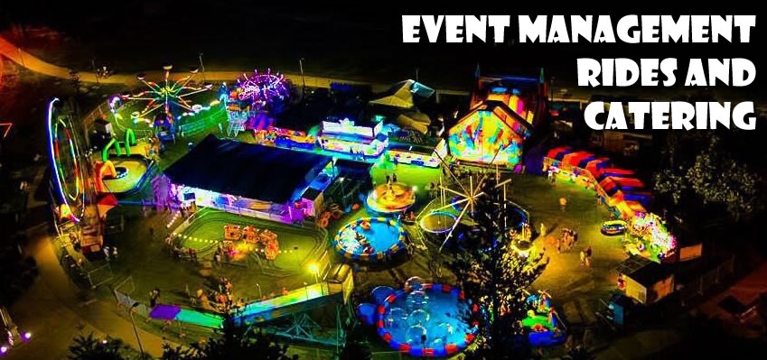 amusement rides brisbane Carnival Games hire