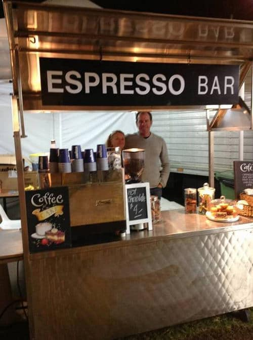 Coffee Bar Brisbane catering brisbane