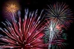 Fireworks Gold Coast