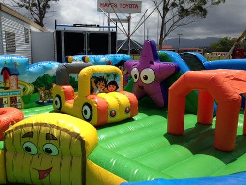 Jumping Castles Brisbane