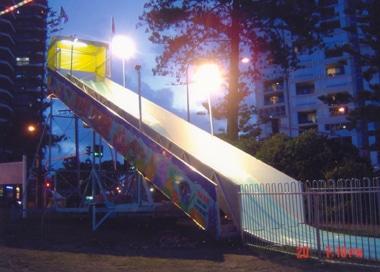 Giant Slide Ride Giant Fibreglass Slide