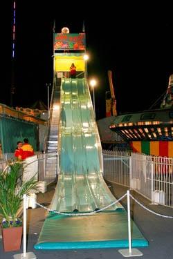 Giant Slide Brisbane Giant Fibreglass Slide Giant Fibreglass Slide